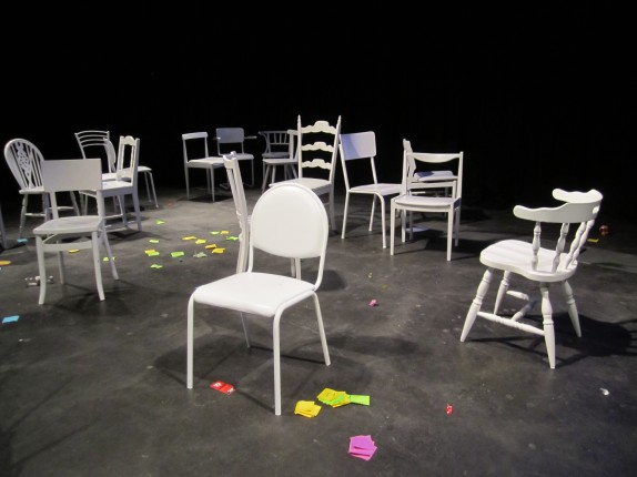 part of chair dance ( after-workshop-view )